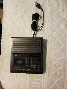 Pre owned Panasonic Rr 930 Desktop Cassette Transcriber Recorder