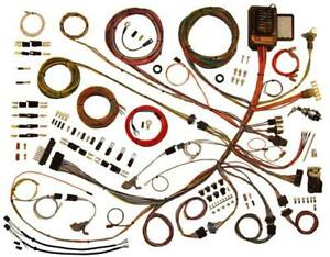 American Auto Wire 1953 1956 Ford Truck Complete Wiring Harness 510303