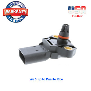 3 Bar Map Sensor Fit Mk4 Mk5 Tdi Golf Jetta Beetle Passat Turbo 1999 2014