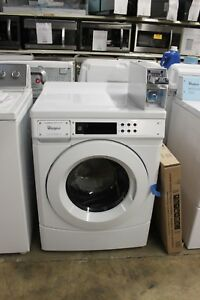 Whirlpool 3 1 Cu Ft Commercial Coin Operated Washer Chw9050aw