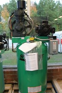 Speedaire 1 Phase Electric Vertical 80 Gal Tank 35wc47