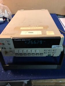 Fluke 8840a Dual Display Bench Multimeter Tested And Working