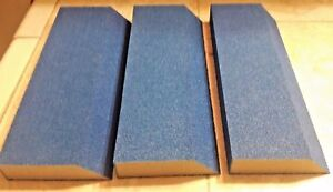 100 pack 9 L X 3 1 2 W With Angle Drywall Sanding Sponges Med fine Grit