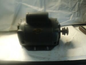 Century 1 3 Hp 115 230 Vac 1725 Rpm Single Phase Motor