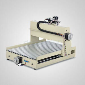 3 Axis Cnc Router 3040 400w Engraver Machine Engraving Milling Laptop Cutter Us