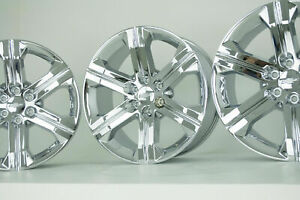 2019 Chevy Silverado Tahoe Suburban 22 Chrome Ck157 Wheel Rims Sierra Yukon New