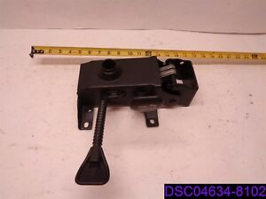 Industrial Heavy Duty Seat Base Plate Replacement 10 1 2 Long