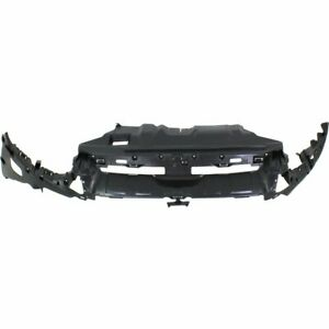 Radiator Support Cover For 2012 2014 Ford Focus Textured Black