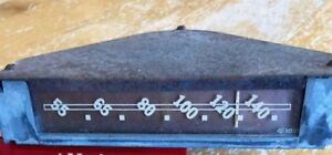 1939 Hudson Radio Head Art Deco Numbering Music Of The 1930s Shelf Display Item