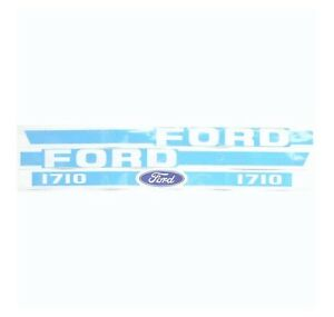 Sparex S 66904 Decal Set Ford 1710