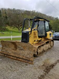 2009 Cat D6k Xl Crawler Dozer With Winch