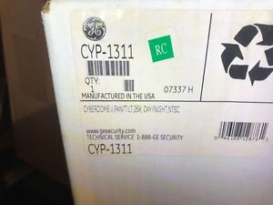 Brand New Ge Security Cyp 1311 Cyberdome Ii 26x Day night Ptz Camera 2845