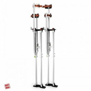 Drywall Stilts 48 64 Heavy Duty Aluminum Professional Adjustable Painting Walk