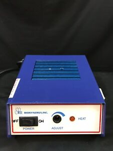 Biosynergy Inc Heat Block Dry Bath Thermo Scientific 2050bio Preowned Working