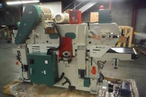 Sf01408 Double Sided Planer Sample Machine