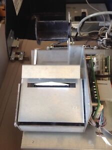 Triton 9100 Atm Printer Assembly working