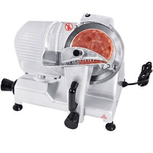 9 Blade Commercial Meat Slicer Deli Meat Cheese Food Slicer High Quality Us