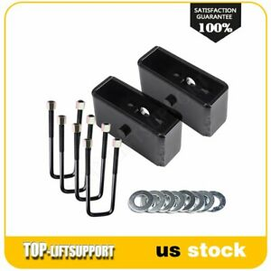 2x Leveling Lift Kit 2 Inch Rear Fit Toyota Tacoma Pre Runner Base Dlx