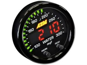 Aem 30 0302 X series Electronic 300f 150c Water Temperature Gauge Meter 2 52mm