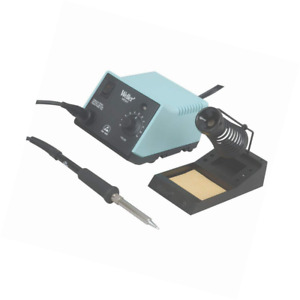 Weller Wes51 vp Analog Soldering Station Power Unit With Pencil Stand And Sponge