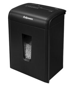 Fellowes Powershred 10mc Micro cut Shredder 10 sheet Capacity