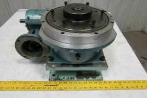 Camco 902rdm12h32 270 12 Stop Rotary Index Table 40 1 Gear Reducer