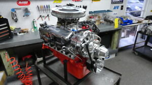 Fuel Injected Holley Sniper Sbf Ford Turn Key 302ci Engine 380hp Crate Motor