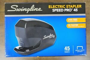 Genuine Swingline Electric Stapler Speed Pro 45 Brand New In The Box Ships Free