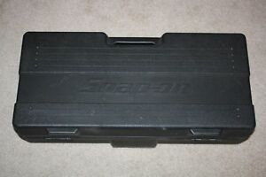 Snap On Carrrying Case Verus Pro D10 Eems327 Scan Tool Black Hard Molded Plastic