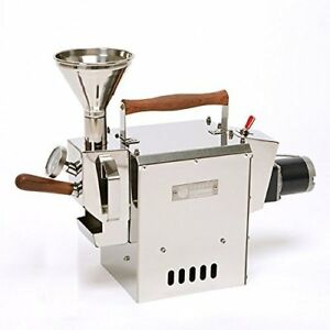 Kaldi Wide Size 300g Home Coffee Roaster Motorize Type Full Package Including