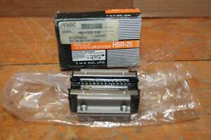 Thk Hsr25a1ss Linear Guide Assembly Brand New In Original Packaging