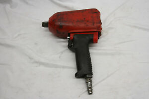 Snap On Mg1250 Heavy Duty 3 4 Pneumatic Air Impact Wrench cr