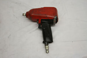 Snap on Tools Super Duty Impact Air Wrench Mg725 1 2 Dr cr