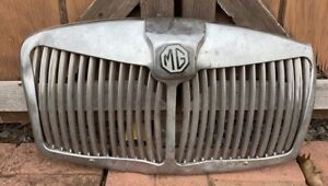 Vintage Mga Original Front Automotive Grille With Emblem