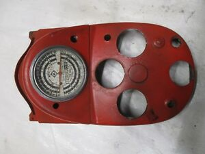 Ford 600 700 800 900 601 701 801 901 Early 2000 4000 Tractor Dash