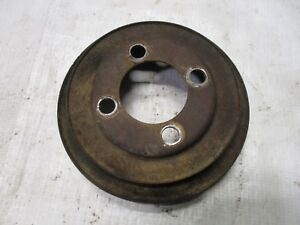 Ford 600 700 800 900 601 701 801 901 Early 2000 Power Steering Crankshaft Pulley