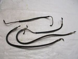 Ford 600 800 601 801 Early 2000 4000 Tractor Power Steering Lines