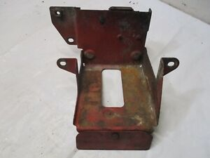 Ford 600 800 601 801 Tractor Battery Tray