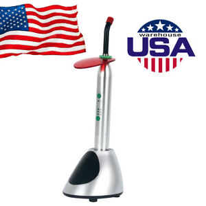 2700mw Dental Cordless Led Curing Light Lamp Pro Rechargeable Superior Usps