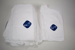Lot Of 11 Tyvek Deluxe Coveralls Large S 13895b