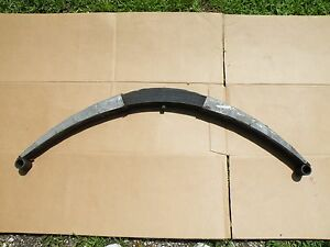 1939 1941 Lincoln Nos Rear 11 Leaf Spring Or 1 2 Ton 39 40 41 Ford Pickup