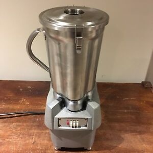 Waring Commercial Blendor Blender Restaurant Heavy Duty 3speed Professional