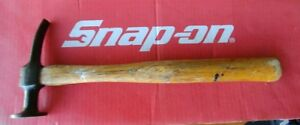 Snap On Tools Short Curved Cross Peen Body Hammer Bf608