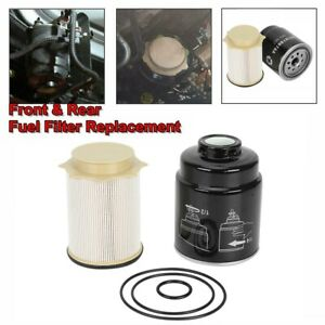 6 7l Diesel Fuel Filter Kit For 2013 2017 Dodge Ram 2500 3500 4500 5500 Cummins