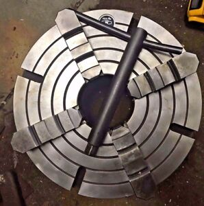 Jet Metal Lathe D1 8 12 4 Jaw Chuck Camlock Mounting Gh1460zx Other