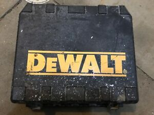 Dewalt 18v Xrp Heavy Duty 1 4 Cordless Impact Driver Dw056 Case Battery Charger