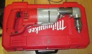 1107 1 Milwaukee 1 2 Two sided Right Angle Drill