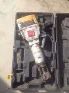 Chicago Electric Power Breaker Jack Hammer 15amp 120v Parts Only