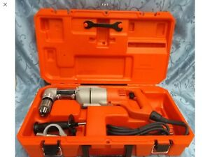 milwaukee Corded Two Speed Right Angle Drill 1107 1
