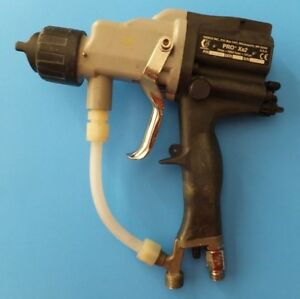 Graco Pro Xs2 Electrostatic Spray Gun Part No 244399